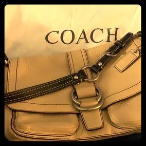 Coach original shoulder purse